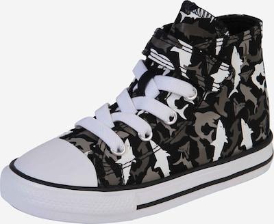 CONVERSE Sneaker '1V SHARK BITE ' in khaki / schwarz / weiß, Produktansicht