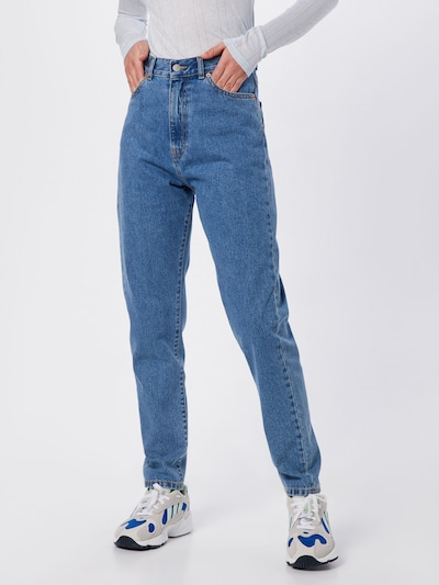 Dr. Denim Jeans 'Nora' in de kleur Blauw denim, Modelweergave