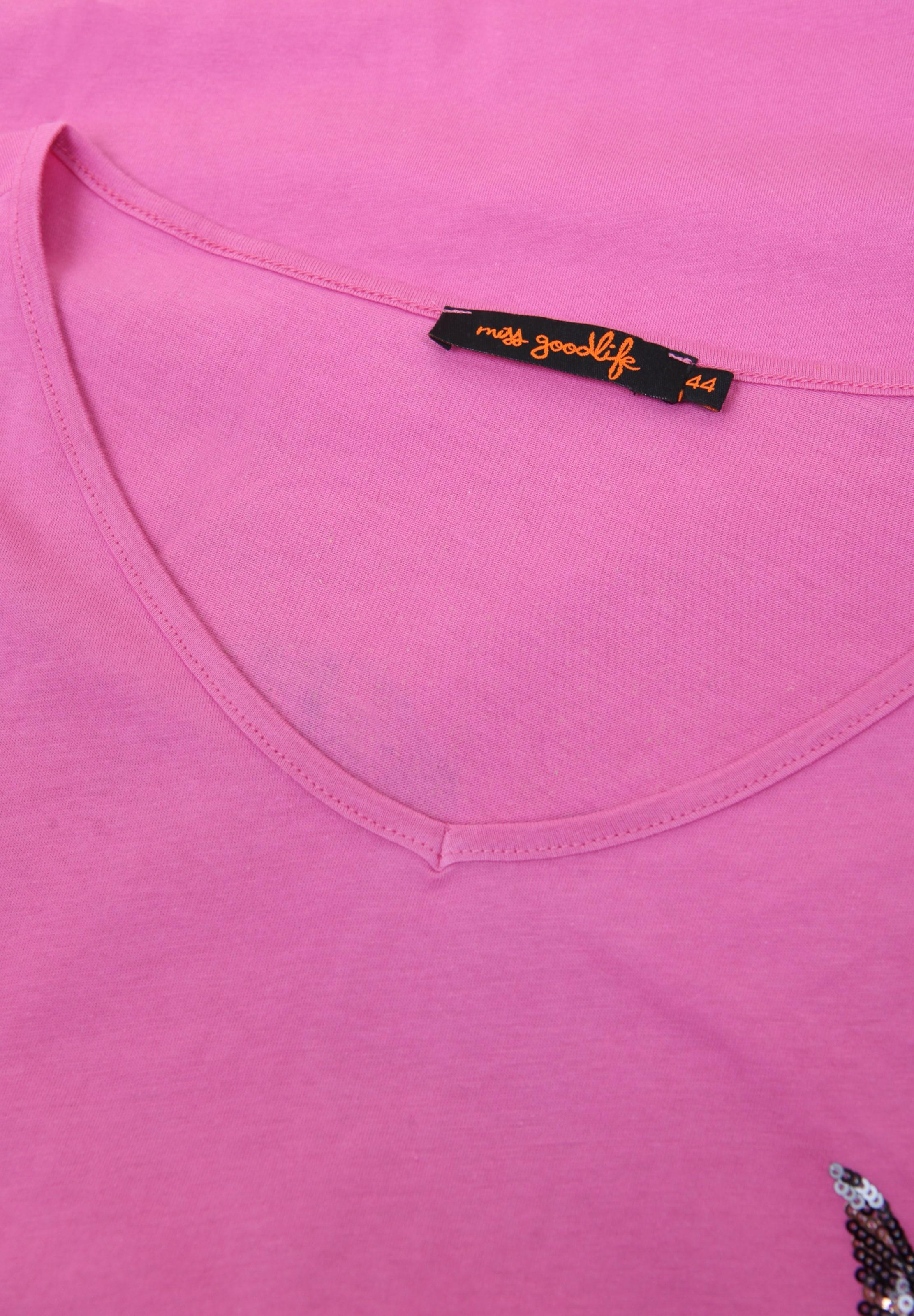 Goodlife In MischfarbenPink shirt Miss T D2IWYH9E