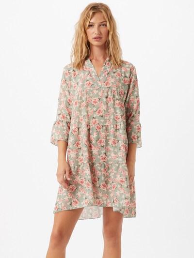 Hailys Kleid 'Lola' in pastellgrün / mischfarben, Modelansicht