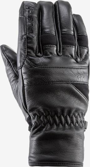 REUSCH Skihandschuhe 'Corey' in schwarz, Produktansicht