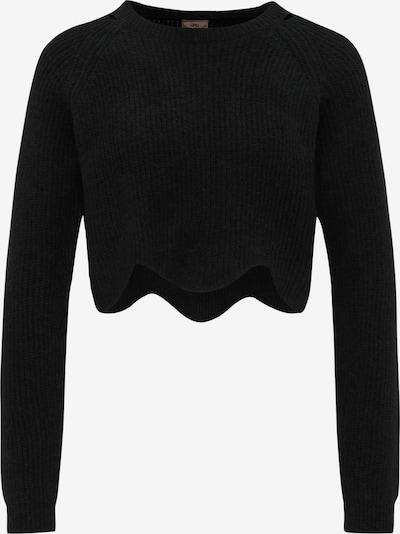 MYMO Pullover in schwarz, Produktansicht