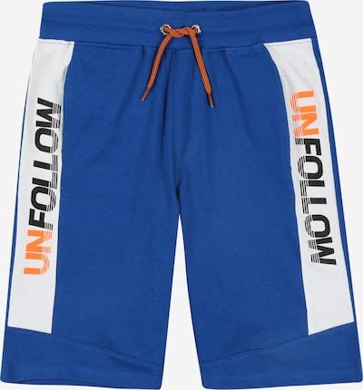 Pantaloni STACCATO pe albastru royal, Vizualizare produs