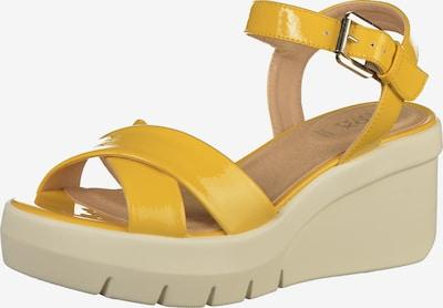 GEOX Sandalen in gelb, Produktansicht