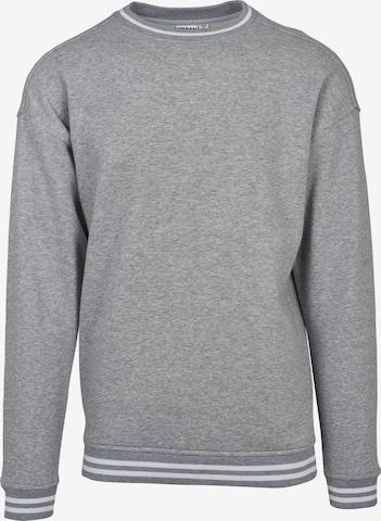 Urban Classics Sweatshirt i grå