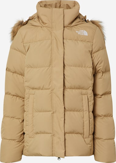 THE NORTH FACE Veste outdoor en beige, Vue avec produit