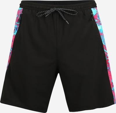 DIESEL Shorts de bain 'BMBX-Tunadoo' en mélange de couleurs / noir, Vue avec produit