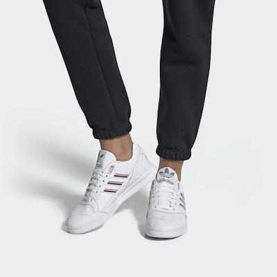 ADIDAS ORIGINALS Sneakers laag 'A.R. Trainer' in de kleur Rosa / Wit: Vooraanzicht