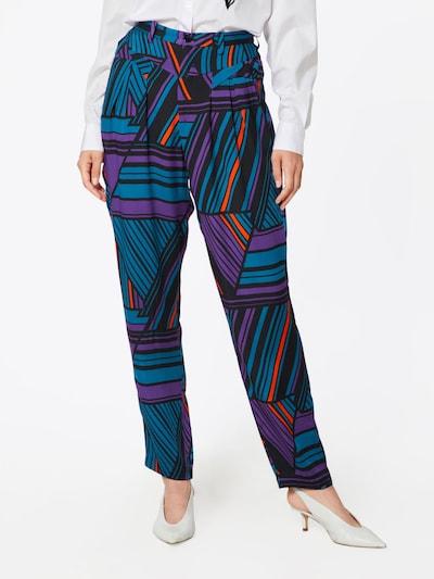 POSTYR Harémové kalhoty 'MARY' - mix barev, Model/ka