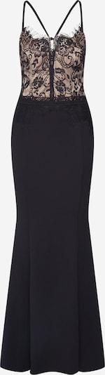 Lipsy Kleid in beige / schwarz, Produktansicht
