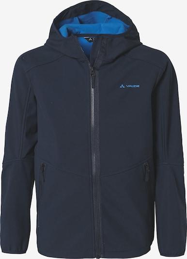 VAUDE Softshelljacke 'Rondane III' in dunkelblau, Produktansicht