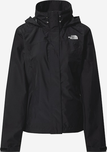 THE NORTH FACE Veste outdoor 'Sangro' en noir / blanc, Vue avec produit