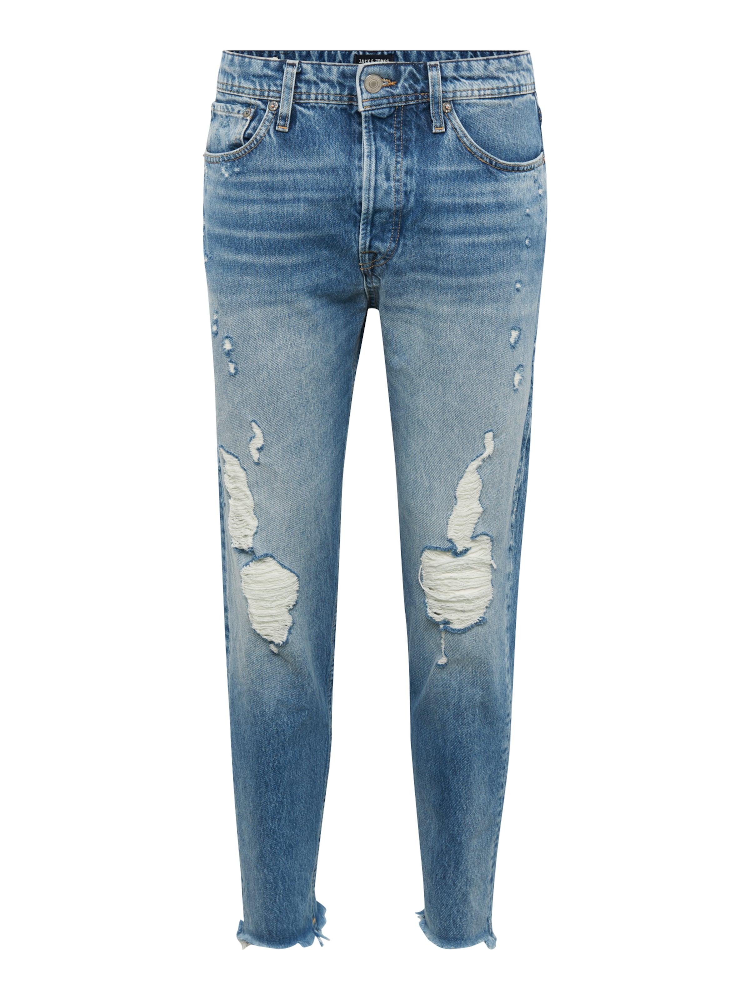 Jeans Jones Blue Denim Jackamp; Jjoriginal 'jjifred 065 Sts' Jj In 6yvIYb7gmf