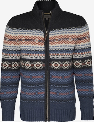 CAMEL ACTIVE Strickjacke in nachtblau | ABOUT YOU
