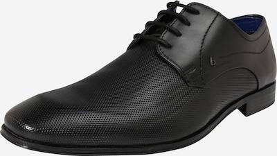 bugatti Schnürschuh 'Mattia 2' in schwarz, Produktansicht