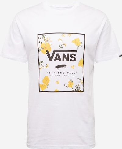 VANS T-Shirt en mélange de couleurs / blanc, Vue avec produit