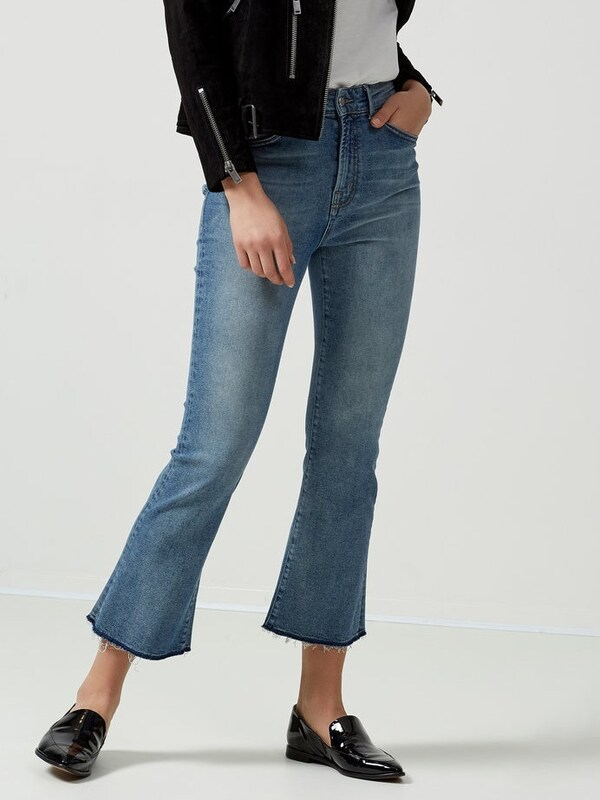 SELECTED FEMME Stiefelcut-Jeans Stiefelcut-Jeans Stiefelcut-Jeans in Blau denim  Große Preissenkung 1024c1