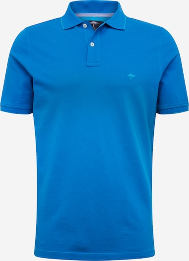 Tricou FYNCH-HATTON pe albastru royal, Vizualizare produs