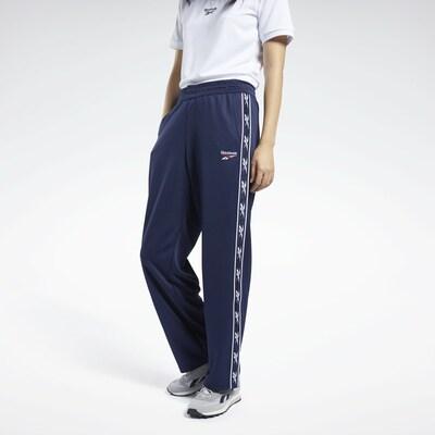 Reebok Classic Hose in blau, Modelansicht