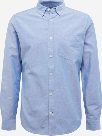 GAP Hemd 'V-OXFORD BASICS - SLIM' in hellblau, Produktansicht