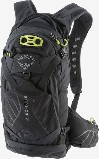 Osprey Fahrradrucksack 'Raptor 14' in schwarz, Produktansicht