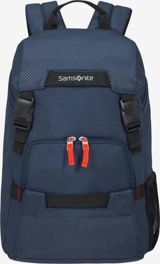 SAMSONITE Rucksack in blau, Produktansicht