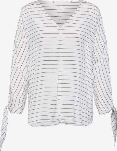 OUI Blúzka 'Bluse' - čierna / biela, Produkt