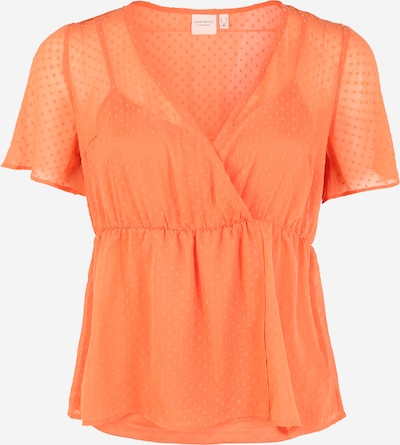 Junarose Bluse 'GALIKA' in orange, Produktansicht