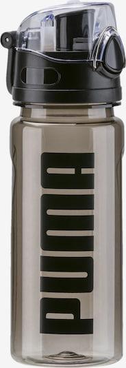 PUMA Trinkflasche in schwarz, Produktansicht