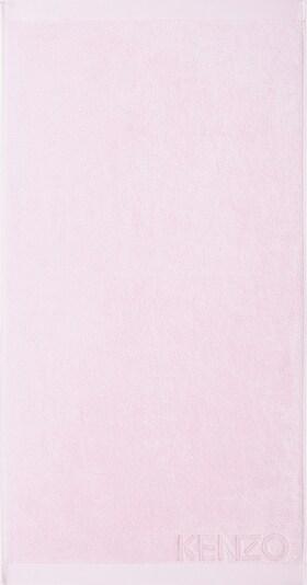 Kenzo Maison Handtuch 'ICONIC' in pink, Produktansicht