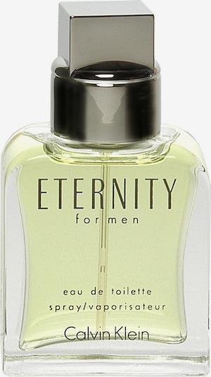 Calvin Klein Eau de Toilette 'ETERNITY for men' in grau, Produktansicht