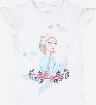 NAME IT Koszulka 'Frozen' w kolorze białym, Podgląd produktu