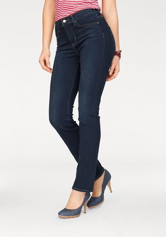 LEVI'S Slim-fit-Jeans 'Shaping Slim 312'