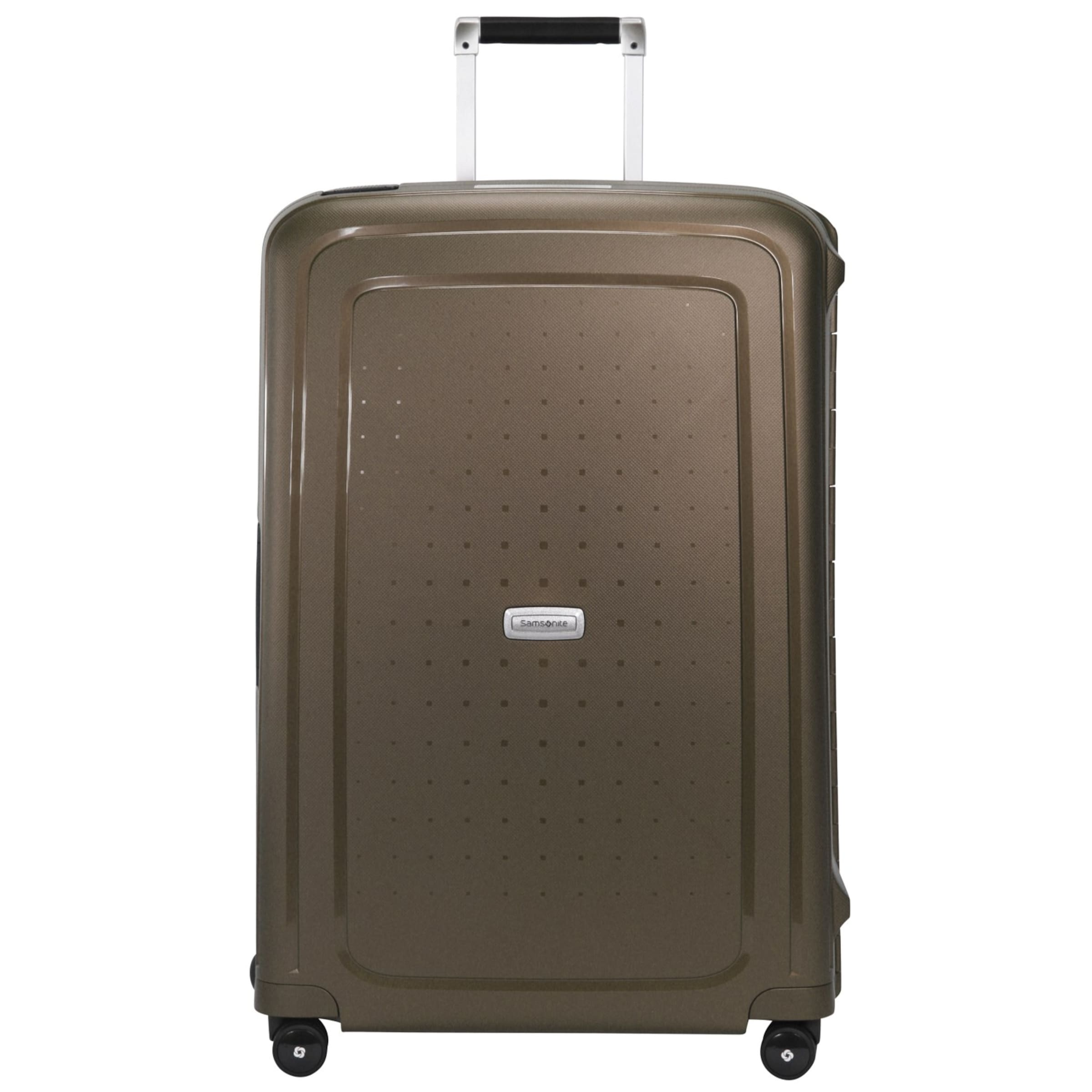 Spinner' In Dlx Braun Samsonite 's'cure Trolley WDH2EI9