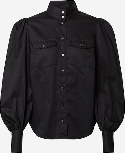 The Kooples Blouse 'CHEMISE' in de kleur Zwart, Productweergave