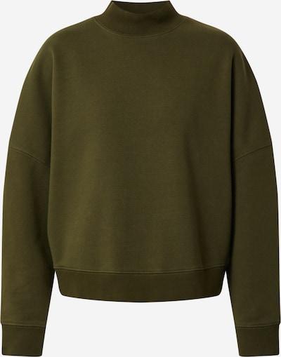 DRYKORN Sweatshirt 'Hanin' in de kleur Kaki, Productweergave