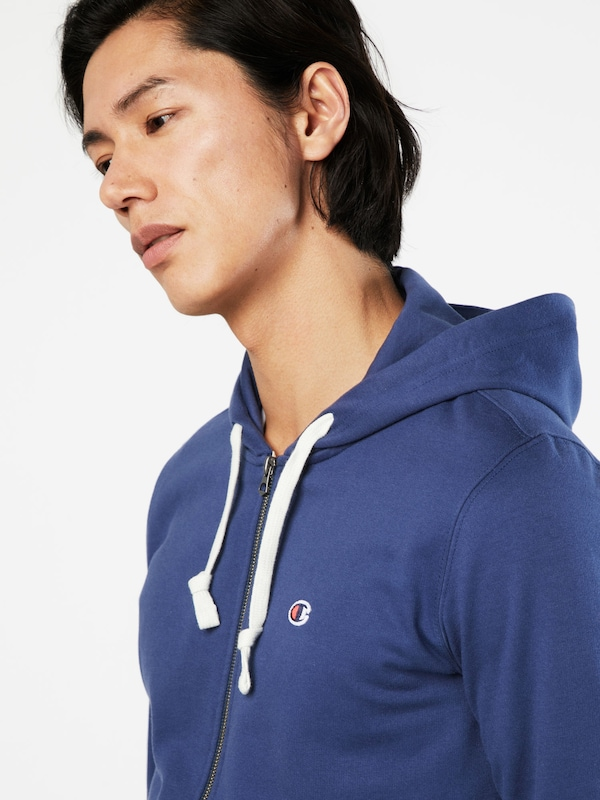 Champion Authentic Athletic Apparel Sweatjacke 'Hooded Full Zip Sweatshirt'
