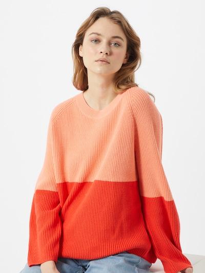 TOMMY HILFIGER Pullover 'HAYANA' in koralle / pink, Modelansicht