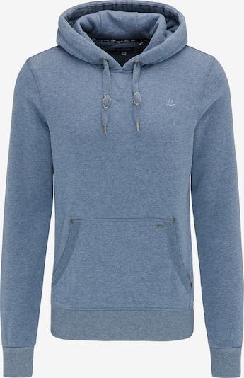 DREIMASTER Pullover in blau, Produktansicht