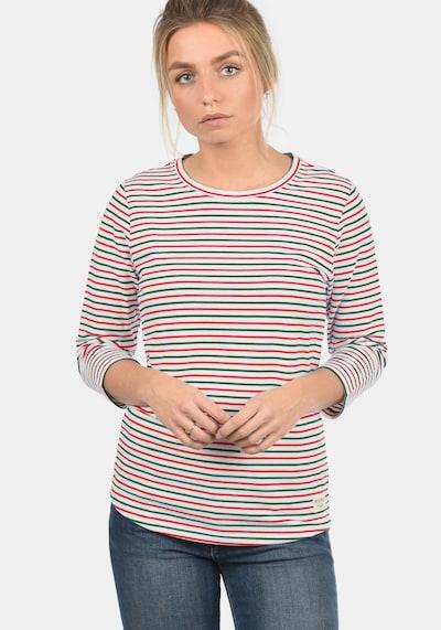 DESIRES 3/4-Arm-Shirt 'Helene' in blau / himbeer / weiß, Produktansicht