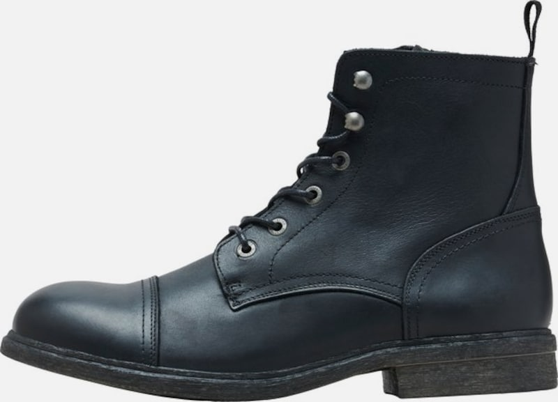 SELECTED HOMME Stiefel in enzian, Produktansicht