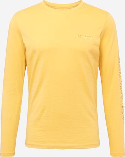 JACK & JONES Koszulka 'CLAYTON' w kolorze żółtym, Podgląd produktu
