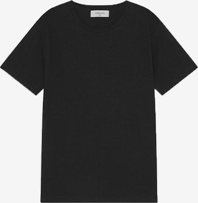 Thinking MU T-Shirt ' Hemp T-Shirt ' in schwarz, Produktansicht