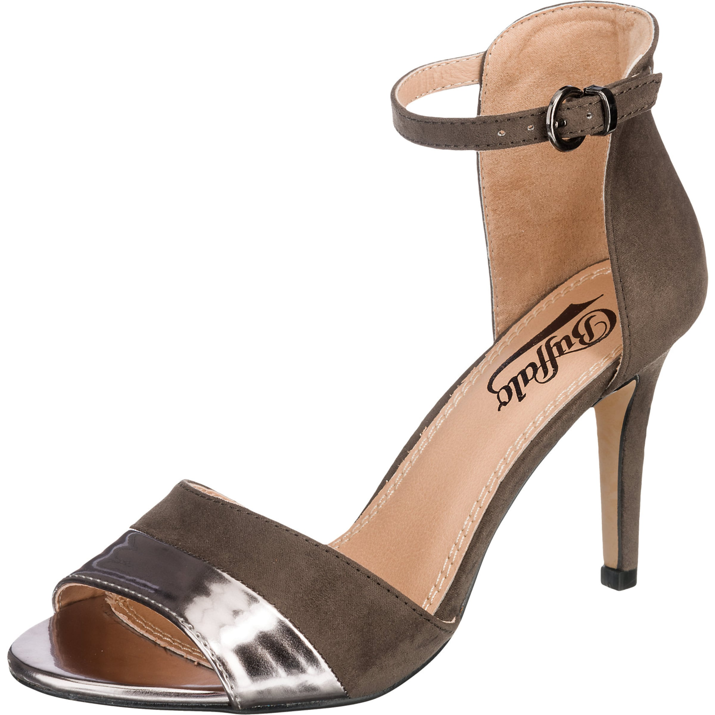 Haltbare Mode billige Schuhe BUFFALO   Sandaletten Schuhe Gut getragene Schuhe