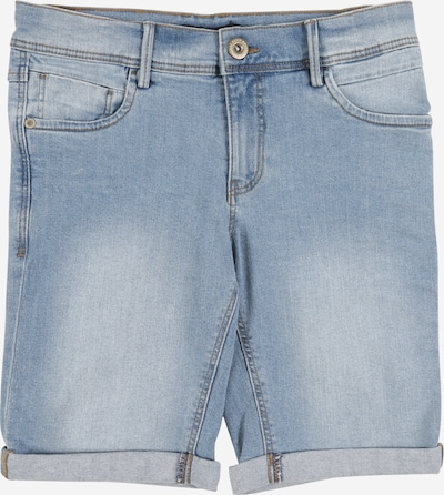 LMTD Jeans-Shorts in blue denim, Produktansicht
