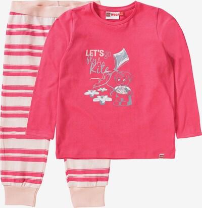 LEGO WEAR Baby Schlafanzug NAJA für Mädchen in pink, Produktansicht