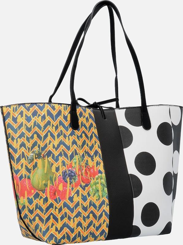 Desigual BOLS Capri Lola Pacth Shopper Tasche 30 cm