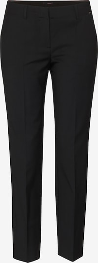 CINQUE Trousers with creases 'Chiamelin' in black, Item view