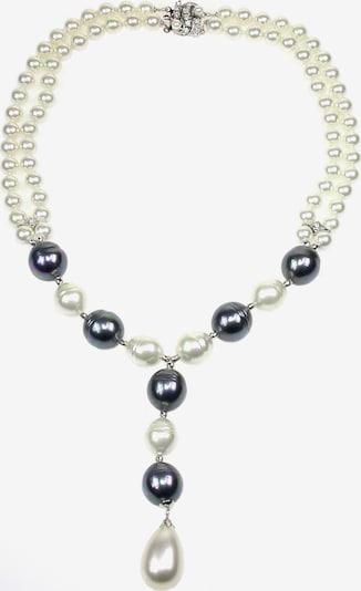 Perlas Orquidea Perlenkette 'Alexandra' in schwarz, Produktansicht