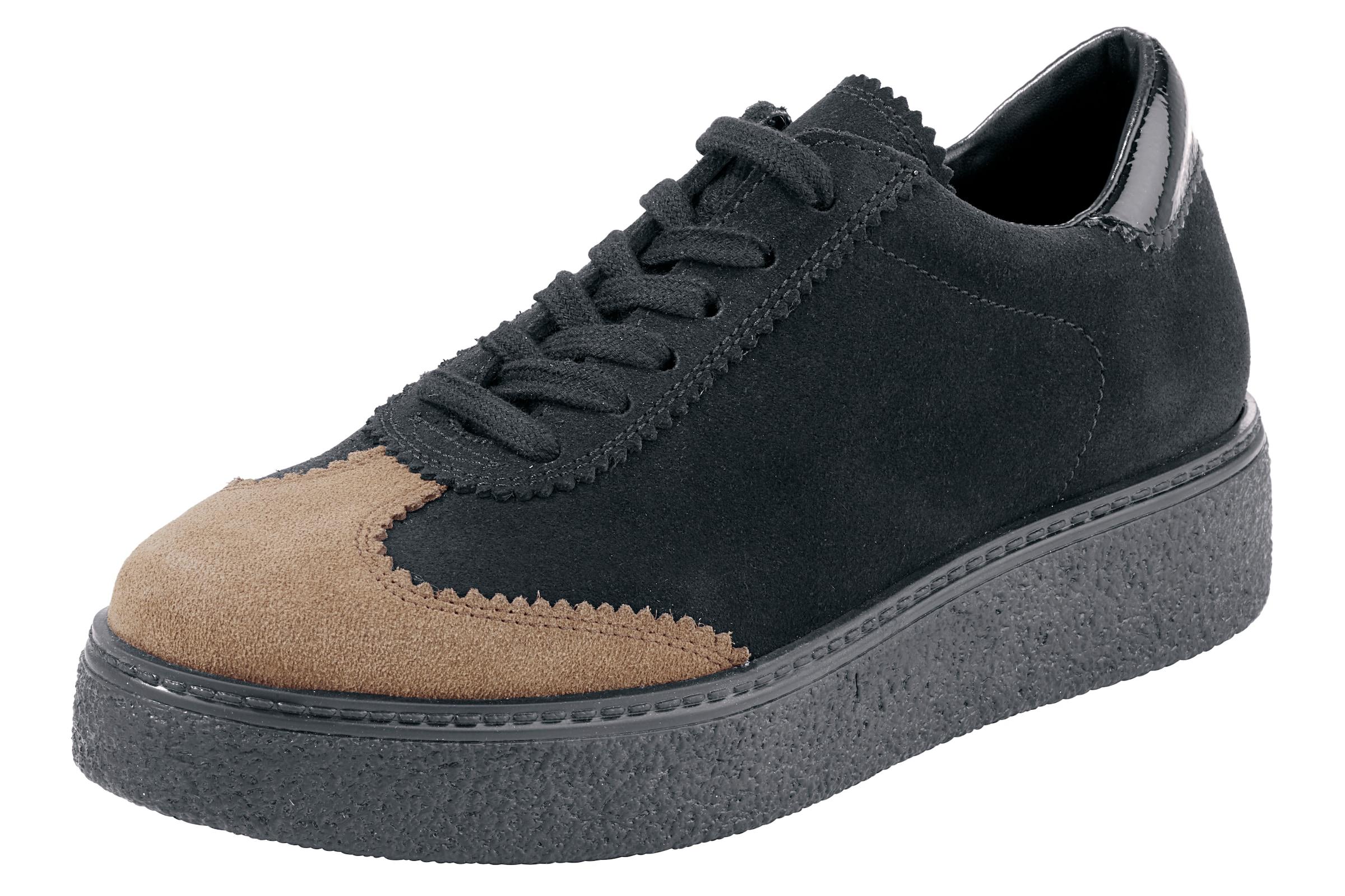 Haltbare Mode billige Schuhe heine   Schnürer Schuhe Gut getragene Schuhe